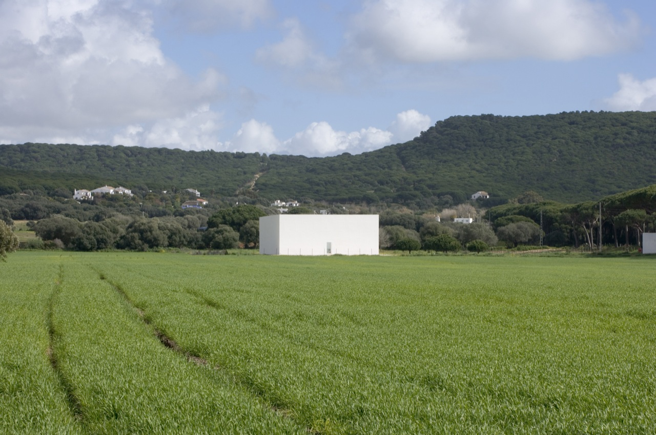 Galeria de casa guerrero alberto campo baeza 3 - Casa guerrero campo baeza ...