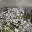 Imagem do Concurso - inserção urbana