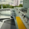 Imagem do Concurso - Terraço público