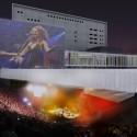 Imagem do Projeto Executivo - Concha acústica