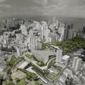 Imagem do Projeto Executivo - Inserção urbana