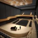 Imagem do Projeto Executivo - Sala de concertos