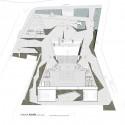Imagem do Concurso - Planta foyer e palco