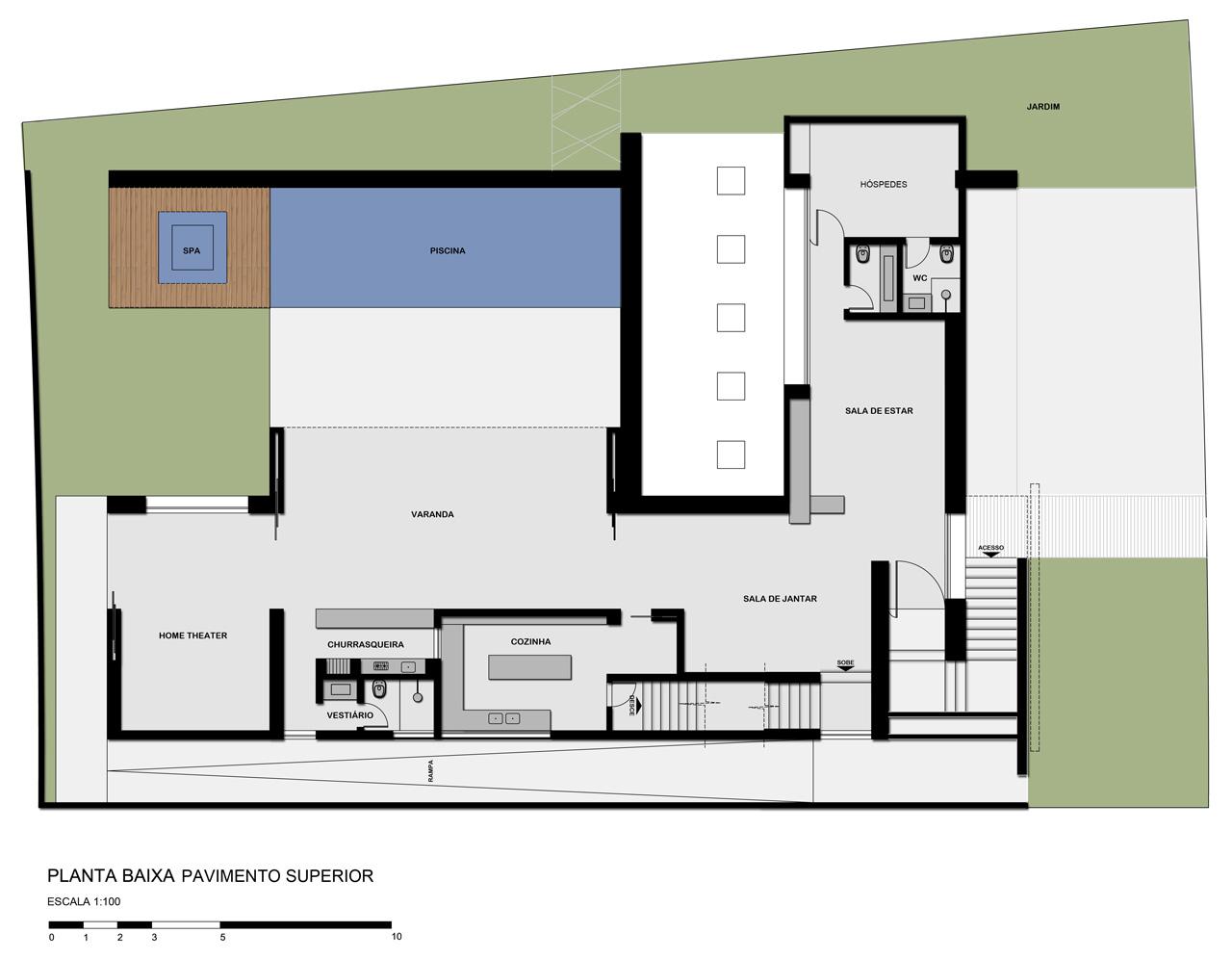 Galeria de Casa SF / Studio Guilherme Torres - 16