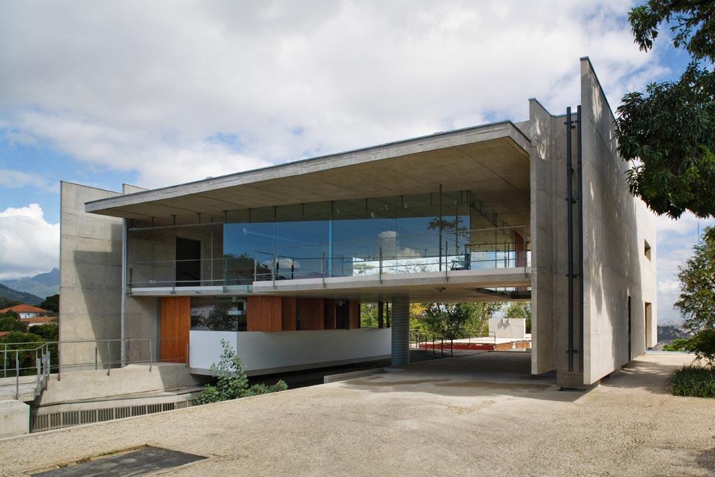 Especial dia do arquiteto arquitetura contempor nea - Maison architecture contemporaine grupo arquitectura ...
