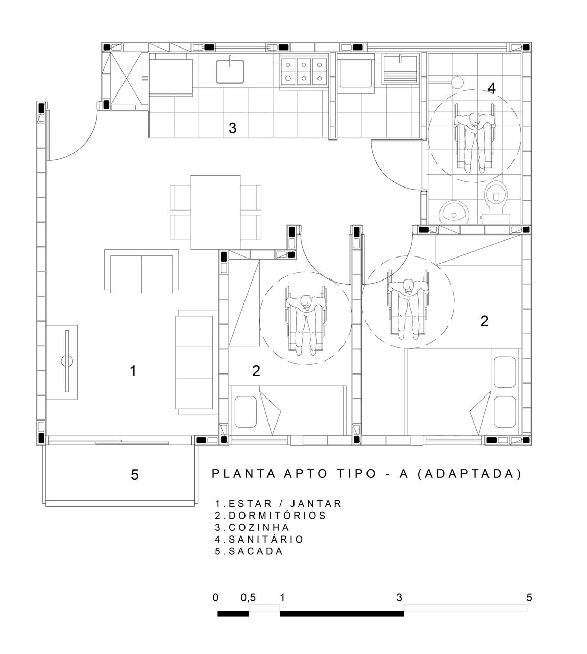 Galeria de HIS Conjunto Heliópolis Gleba G / Biselli   Katchborian  #202020 1150 1280