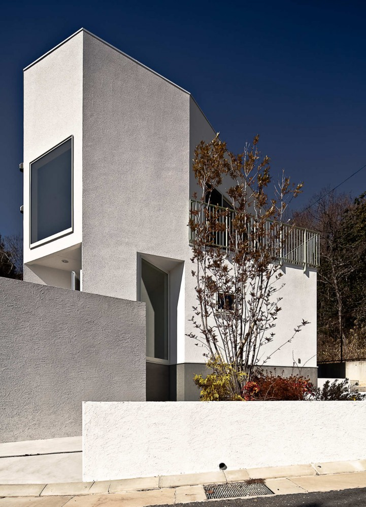 Casa Nomura 24 / Antonino Cardillo architect