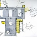 Croquis 2 © Steven Holl Architects
