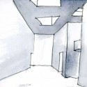 Croquis 1 © Steven Holl Architects