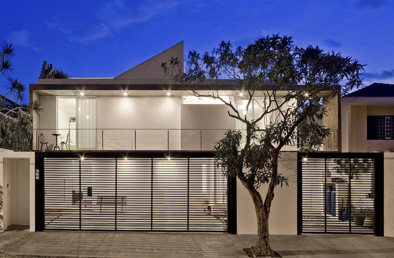 Galeria De Resid 234 Ncia Carop 225 Casa14 I Arquitetura 1
