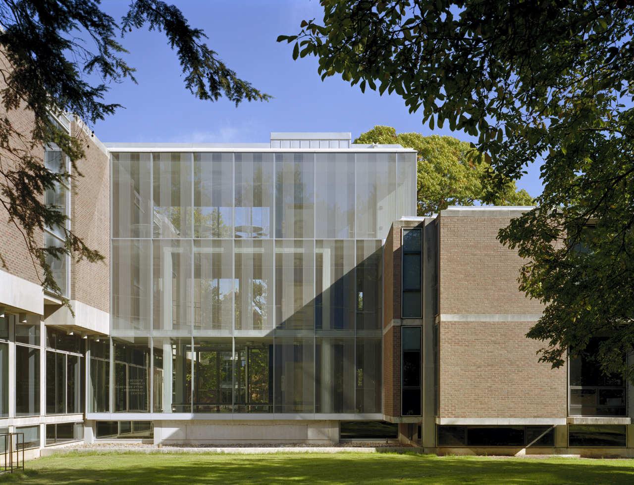 Princeton Architecture Galeria De Princeton School Of Architecture  Architecture