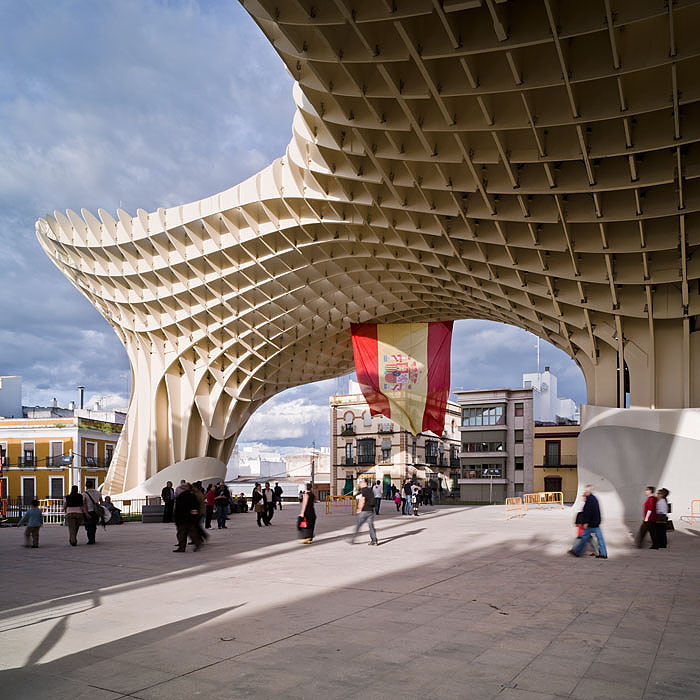 metropol parasol j rgen mayer h architects archdaily. Black Bedroom Furniture Sets. Home Design Ideas