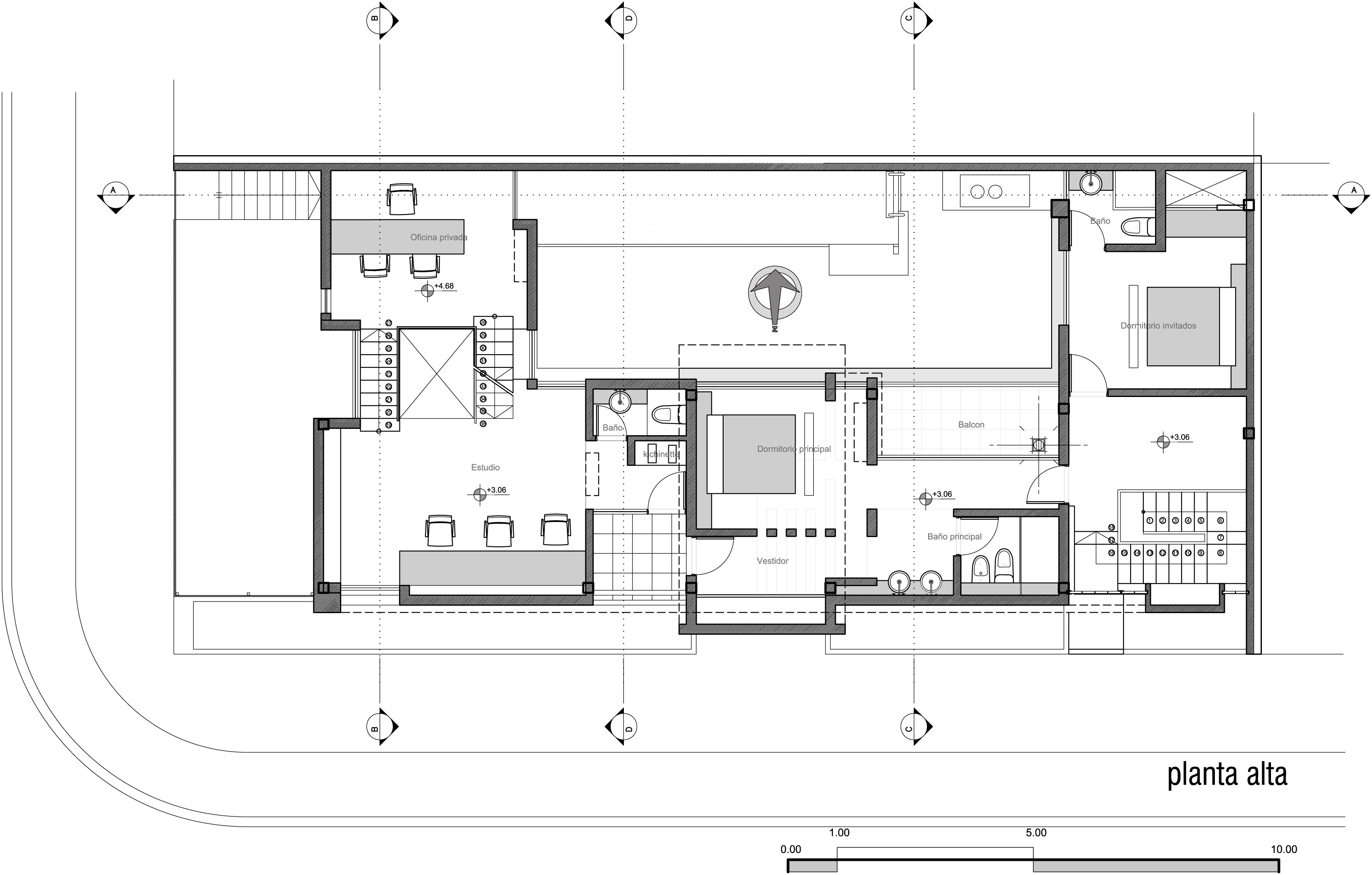 Floor Plans For Restaurants Galeria De I Plan House G2 Estudio 22