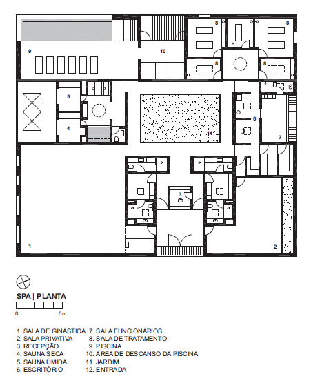 Galeria de fasano las piedras hotel isay weinfeld 5 for Plantas salon