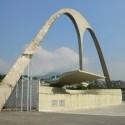 Arco da Apoteose antes da <a href=