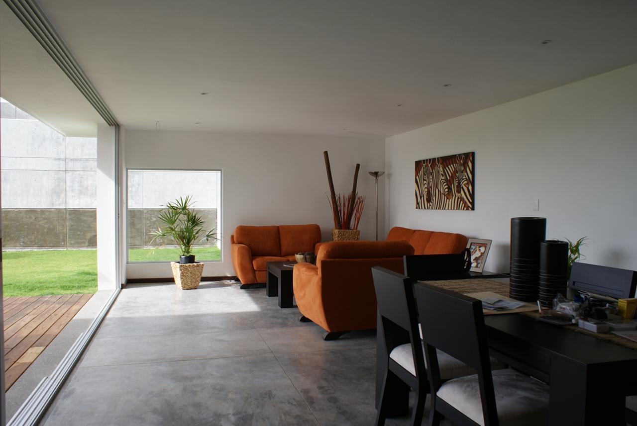 Galeria de casa bitos dionne arquitectos 12 for Decoracion piso 80 metros