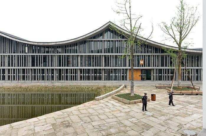 Prêmio Pritzker 2012: Wang Shu