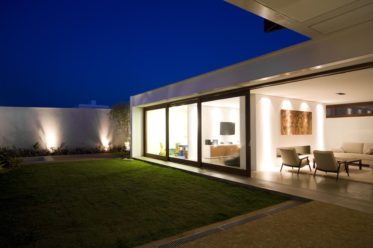 Casa G16 / Mira Arquitetos ArchDaily Brasil #001D6C 1282 855