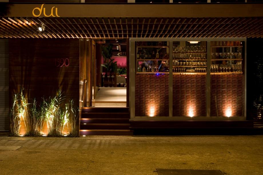 Dui Restaurante / SuperLimão Studio, © Maira Acayaba