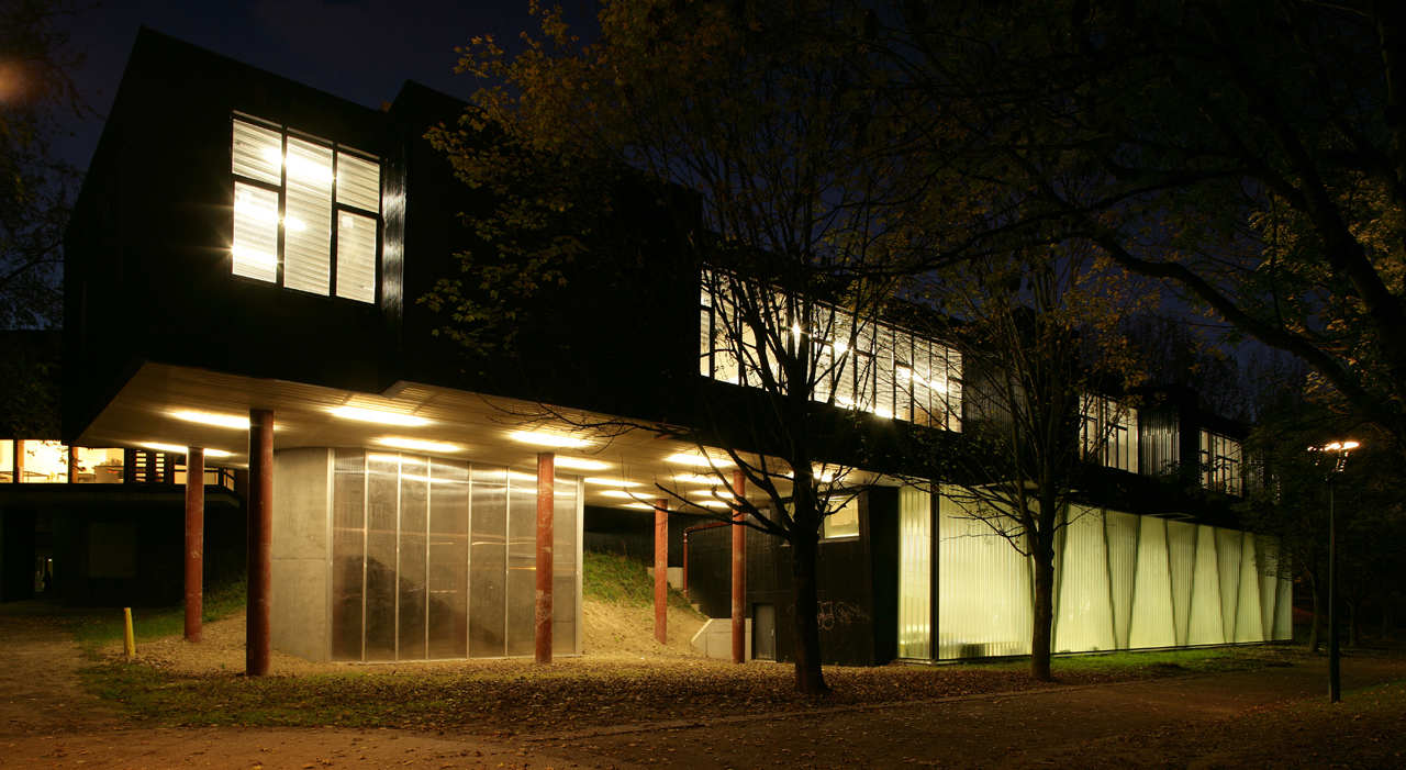 Rep blica para arquitetos atelier seraji archdaily brasil for O architecture lille