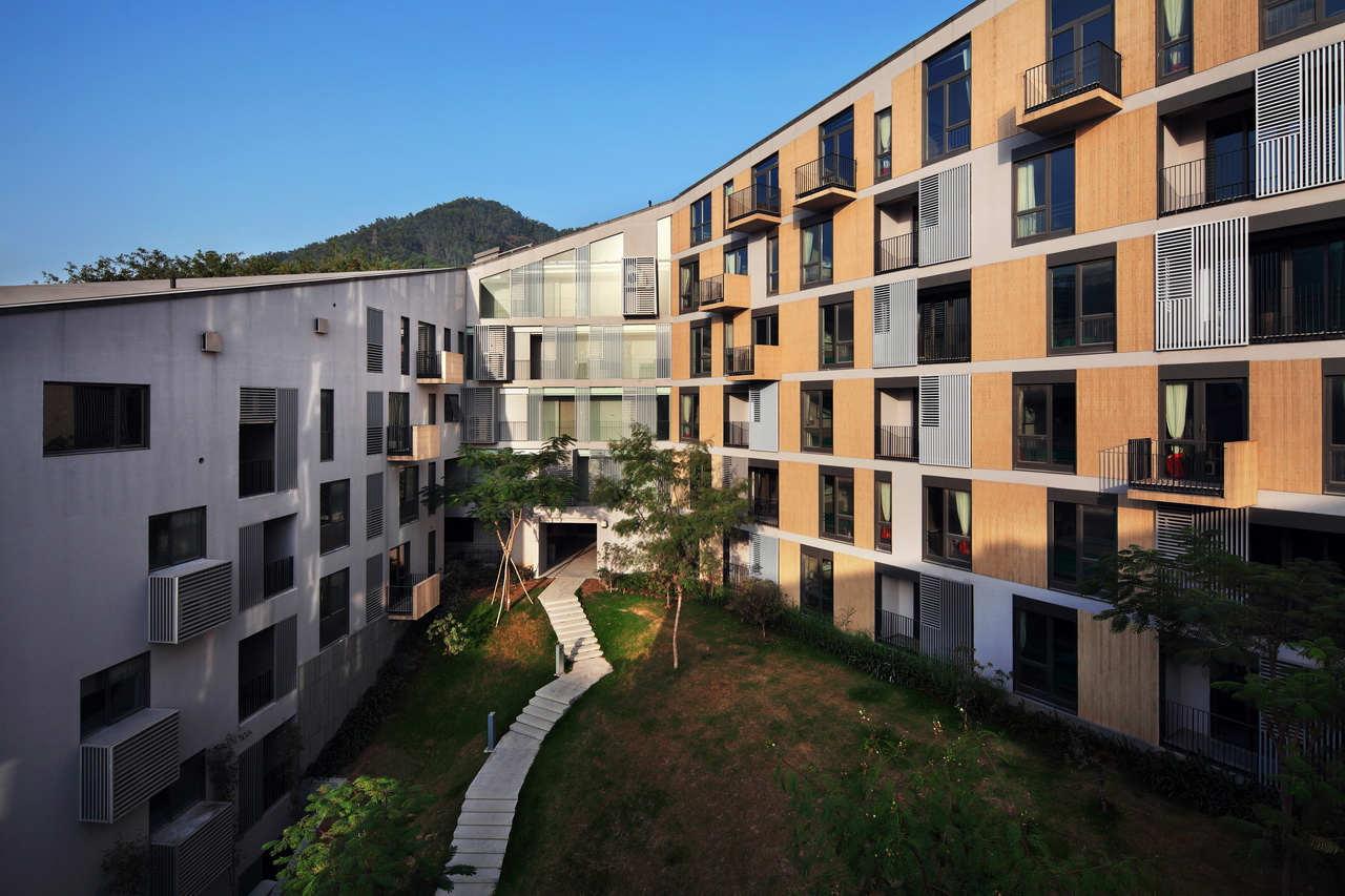 Galeria de maillen hotel apartment urbanus 7 for Appart hotel urban lodge chaudfontaine