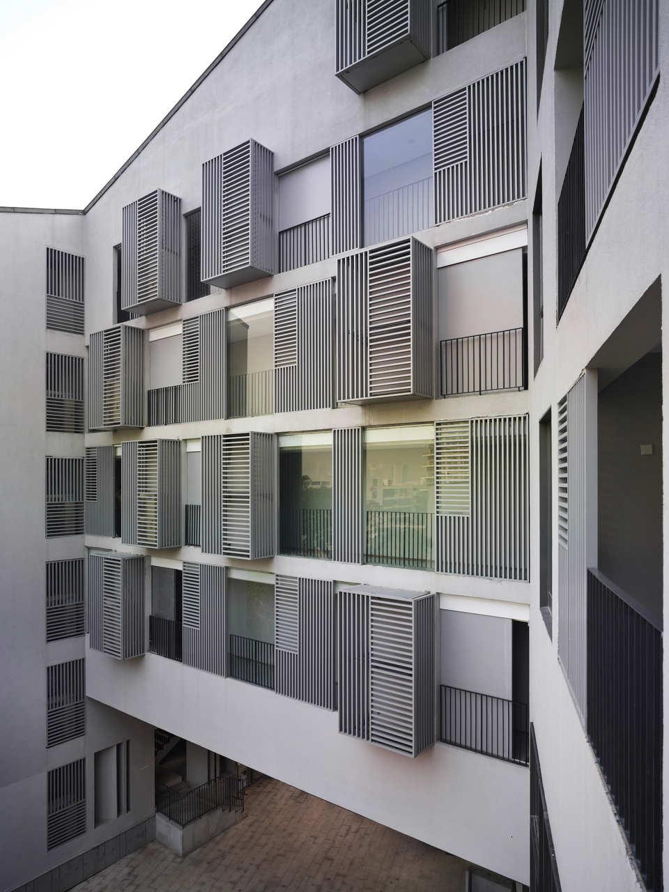Galeria de maillen hotel apartment urbanus 14 for Appart hotel urban lodge chaudfontaine