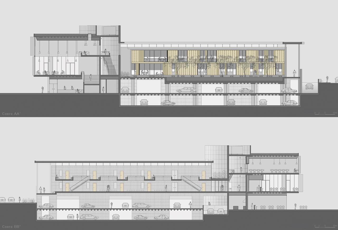Galeria De Pr 234 Mio Secil Universidades Arquitetura