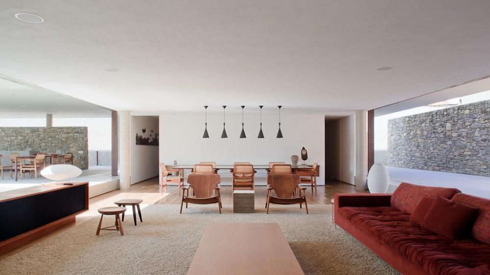 Galeria De Casa 6 Studio Mk27 Marcio Kogan 8