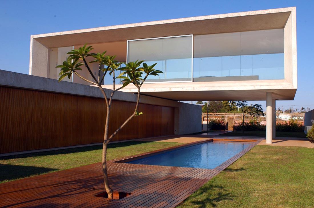 Casa osler studio mk27 marcio kogan archdaily brasil - Container home architect ...