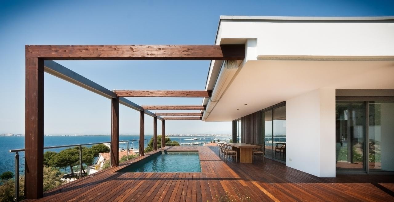 Galeria de casa v na costa brava magma arquitectura 4 for Arquitectura casa