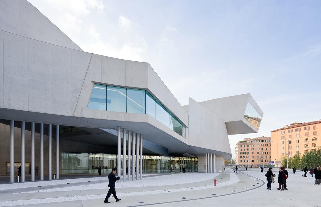 Museu MAXXI / Zaha Hadid Architects, © Iwan Baan