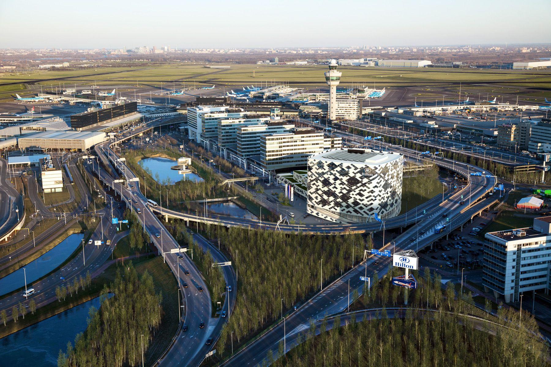 Airport Hotel Amsterdam Schiphol