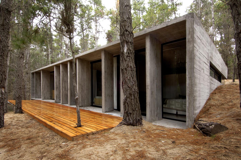 Casa de concreto bak arquitectos archdaily brasil for Casa de arquitectos