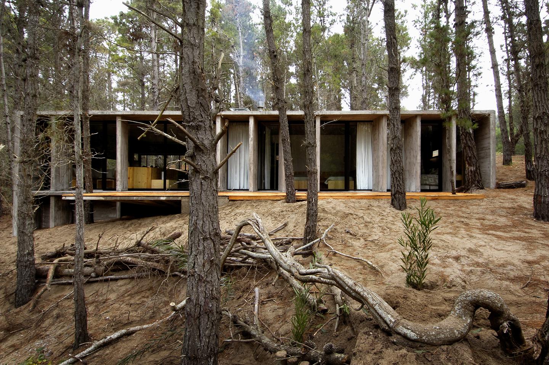 Galeria de casa de concreto bak arquitectos 25 for Casa de arquitectos