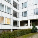 Edifcio em Hansaviertel, Berlin, Alemanha  Alvar Aalto  Pedro Kok