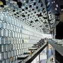 Harpa Concert Hall, Reykjavik, Islndia - Olafur Eliasson & Henning Larsen Architects  Pedro Kok