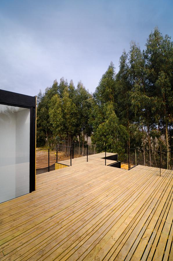 Galeria de casa en panel sip alejandro soffia gabriel for Sip panel house