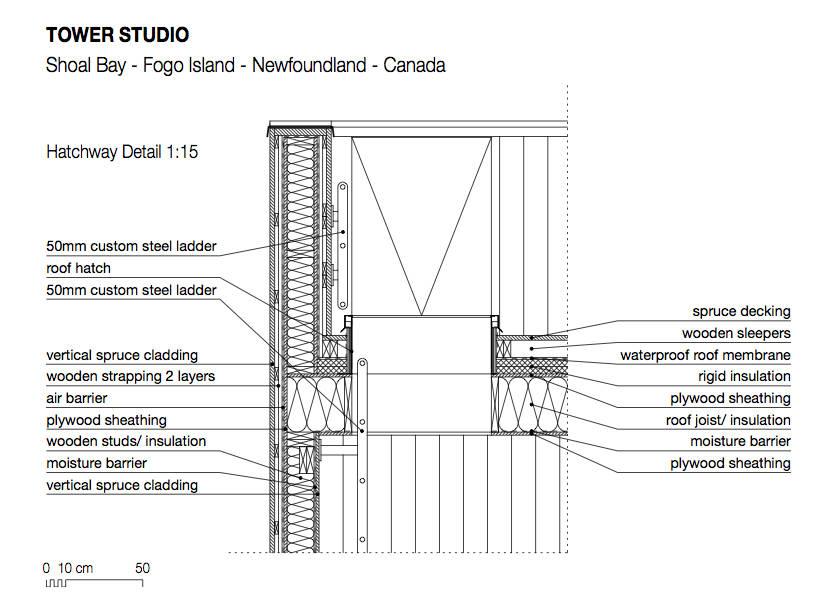 Galeria De Torres Studio Saunders Architecture 4