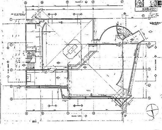 Cl ssicos da arquitetura capela do monast rio beneditino for Ejes arquitectonicos