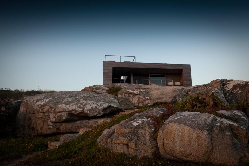 Casa la roca mathias klotz archdaily brasil for Casa la roca