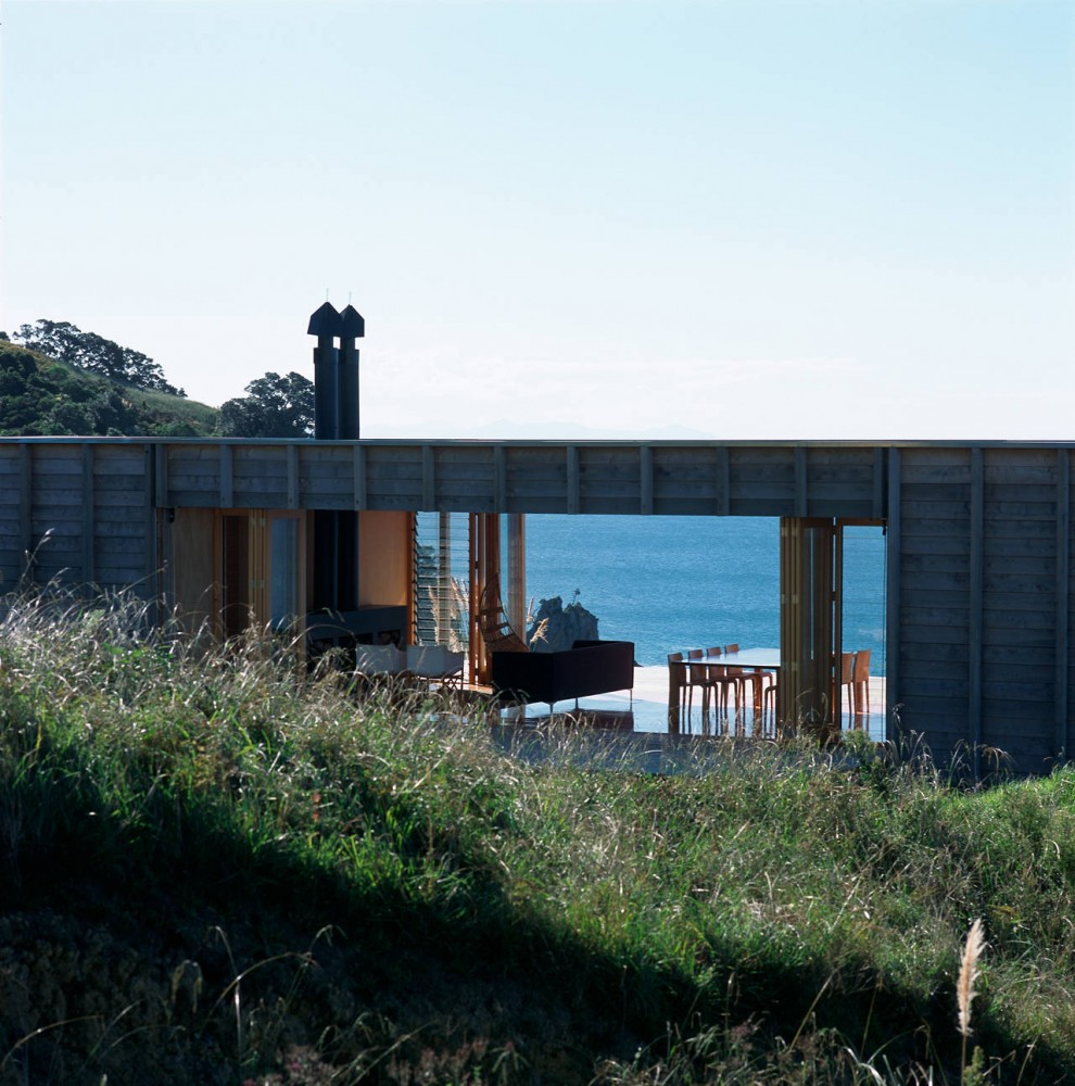 Coromandel Bach / Crosson Clarke Carnachan Architects