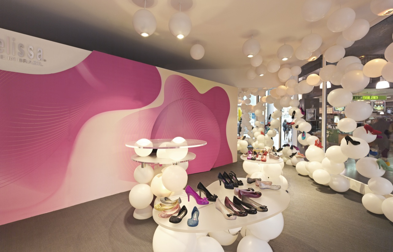 Melissa Shoes London Store