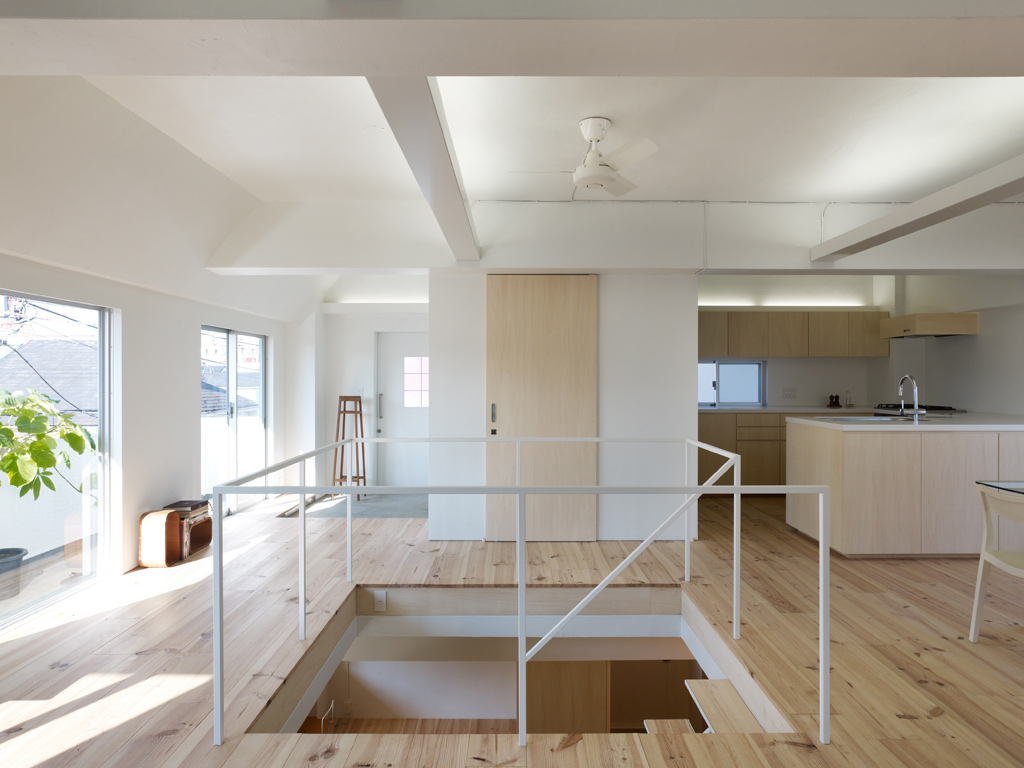 Casa Em Megurohoncho Torafu Architects Archdaily Brasil