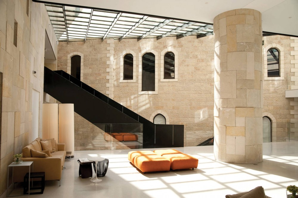 Mamilla Hotel / Safdie Architects