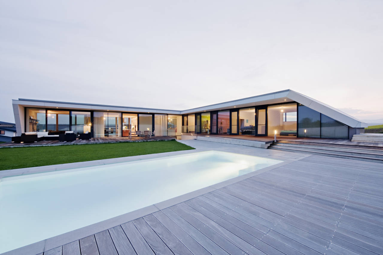 Casa L Architects Collective on Small House Floor Plans And Designs
