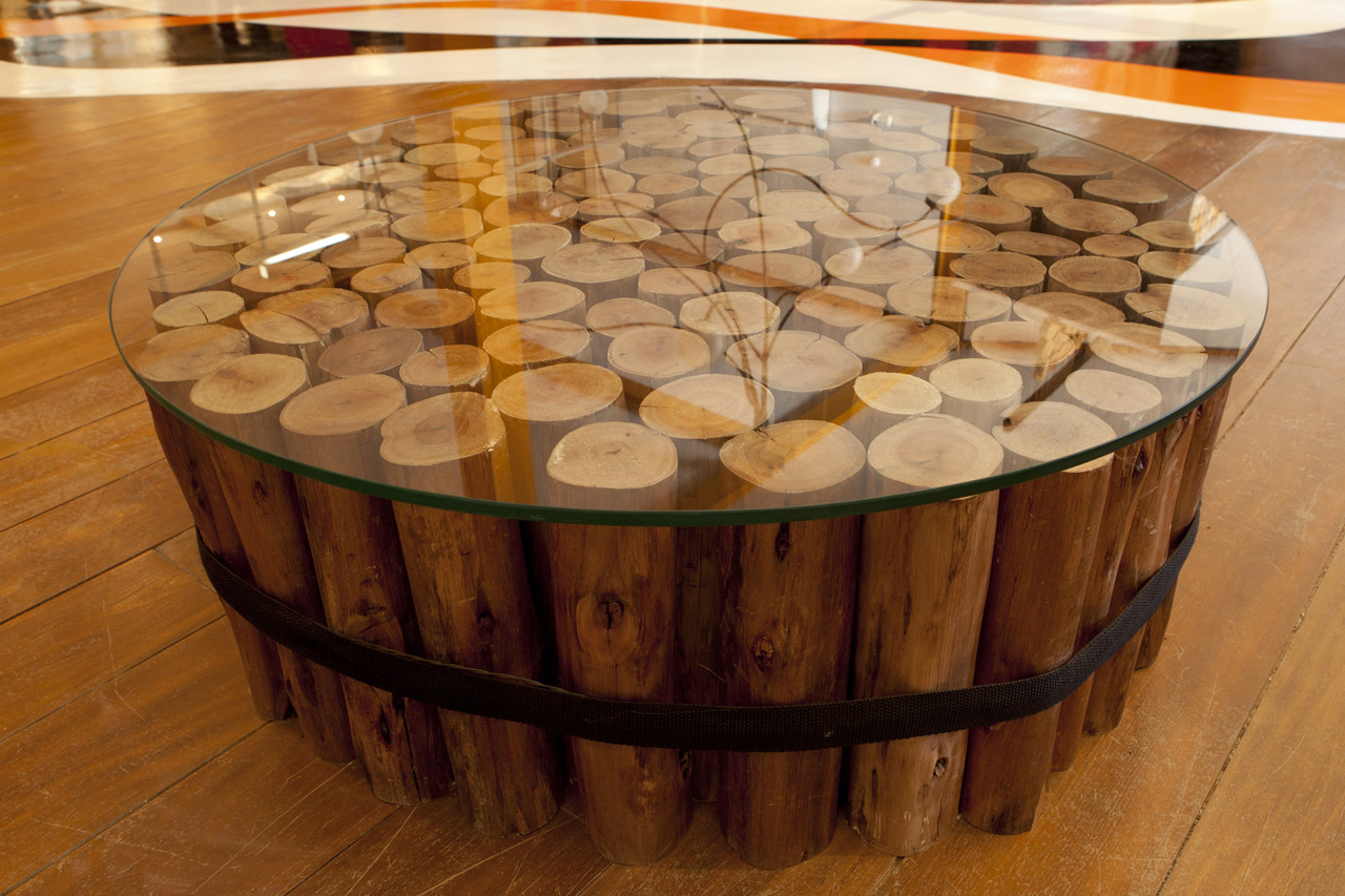 Mesas de centro rústicas Caprichos by Neli #B84D09 1280x853