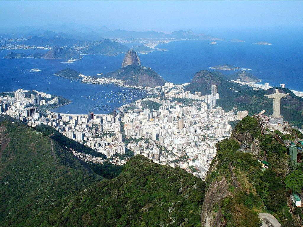 Rio de Janeiro é Patrimônio Mundial da Humanidade / Rio de Janeiro - RJ, © LecomteB