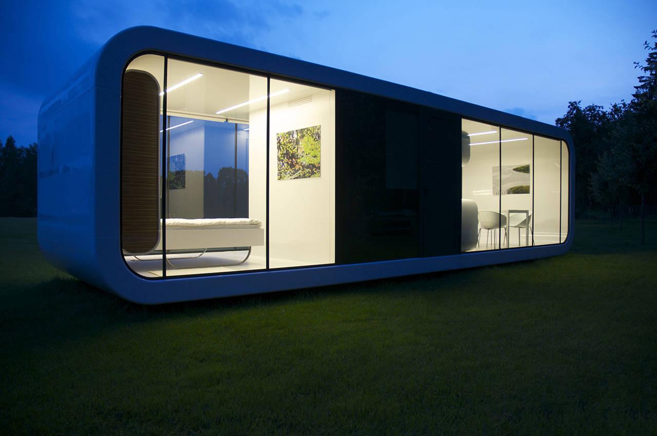 Unidades modulares coodo archdaily brasil for Wohncontainer design
