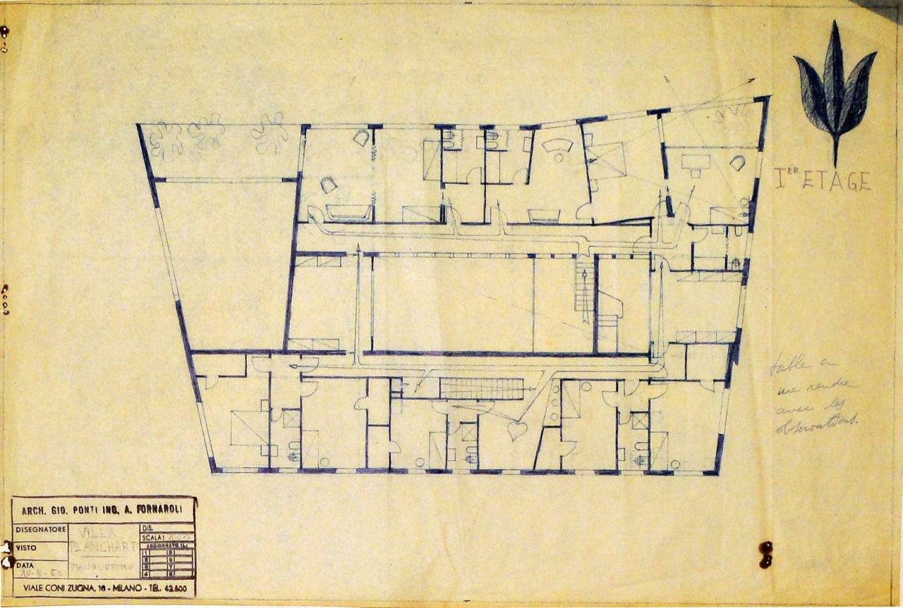 galeria de clássicos da arquitetura villa planchart gio