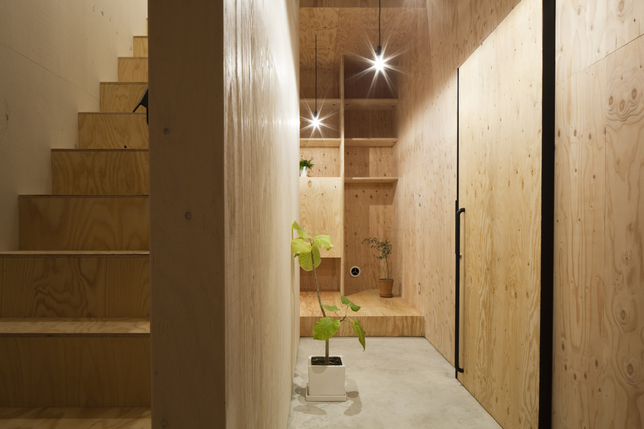 Ant-house / mA-style architects
